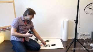Предметная съёмка, часть 2. Видео урок фотографии 20(Что делать если вдруг понадобилось сделать серию снимков, например, для интернет-магазина? Если такие задач..., 2014-03-05T10:57:50.000Z)