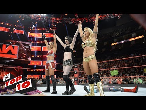 Top 10 Raw moments: WWE Top 10, November 20, 2017