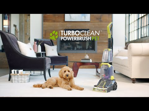 BISSELL® TurboClean™ PowerBrush