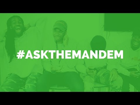 "#ASKTHEMANDEM ep 3: ""I've been having sex with my dad for a while now..."""