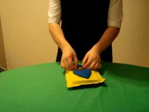 Manualidades como hacer bolsitas de fieltro youtube - Manualidades como hacer ...