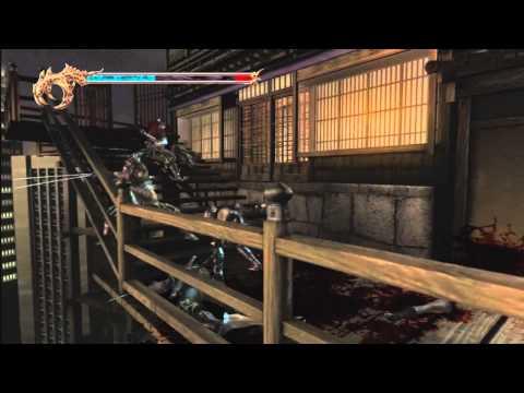 TheBaffMan plays Ninja Gaiden 2 - EPISODE 1