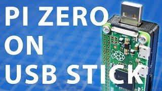 Raspberry Pi Zero USB Dongle
