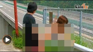 Seks tepi lebuh raya bukan di Malaysia, kata polis