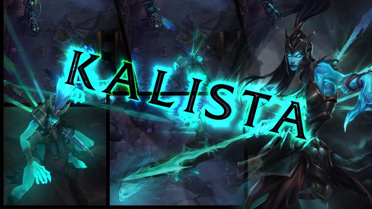 Tiêu điểm tướng Kalista