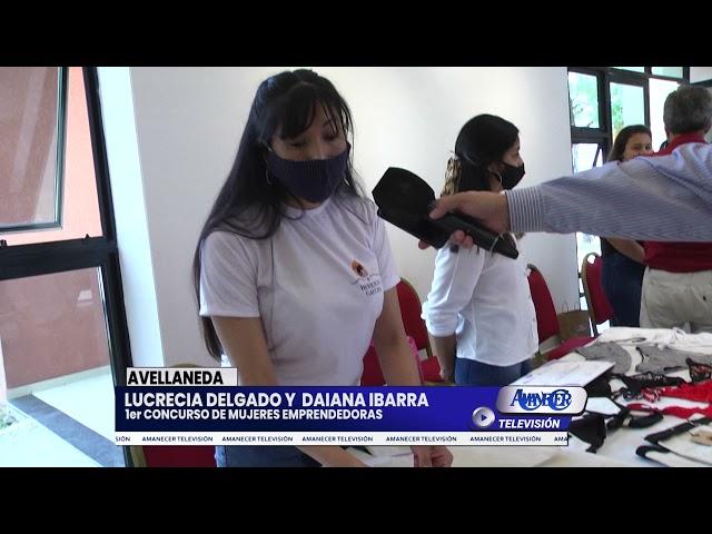 LUCRECIA DELGADO Y  DAIANA IBARRA