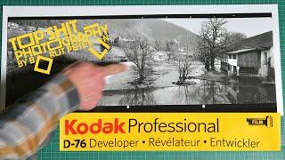 Part 2 - The most famous film developer Kodak D-76 also known as ID-11 / Vlog#56