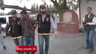 Adana'da önce taciz, sonra gasp etti