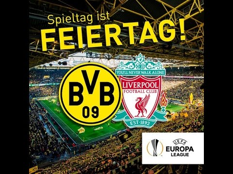 BORUSSIA DORTMUND 1 vs 1 LIVERPOOL FC – UEFA EUROPA LEAGUE – 07/04/16