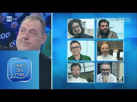 Gianfranco Vissani: 'I miei colleghi chef' - Vieni da me 03/01/2019