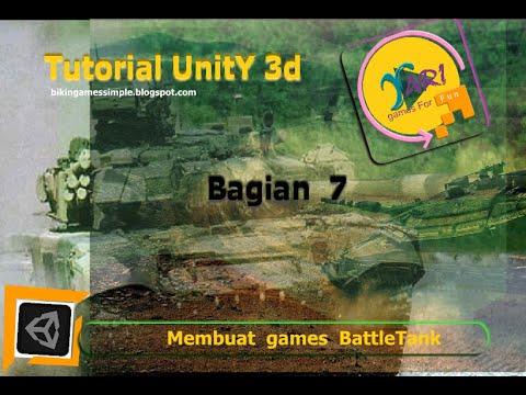 Tutorial Membuat Games Dengan Unity