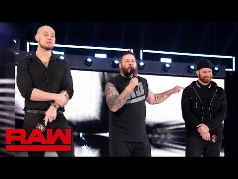 Baron Corbin will choose his Special Guest Referee for WWE Stomping Grounds: Raw, June 10, 2019