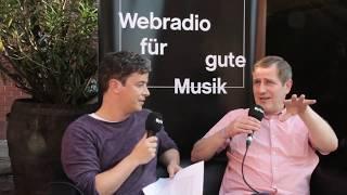 ByteFM bei der Pop-Kultur: Andreas Dorau