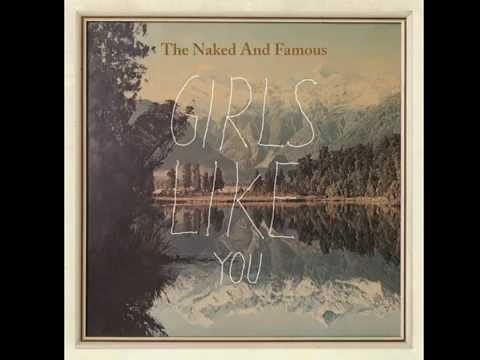 The Naked And Famous - Girls Like You (Instrumental)