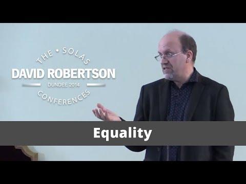 Equality  |  David Robertson  |  2014 Solas Conference