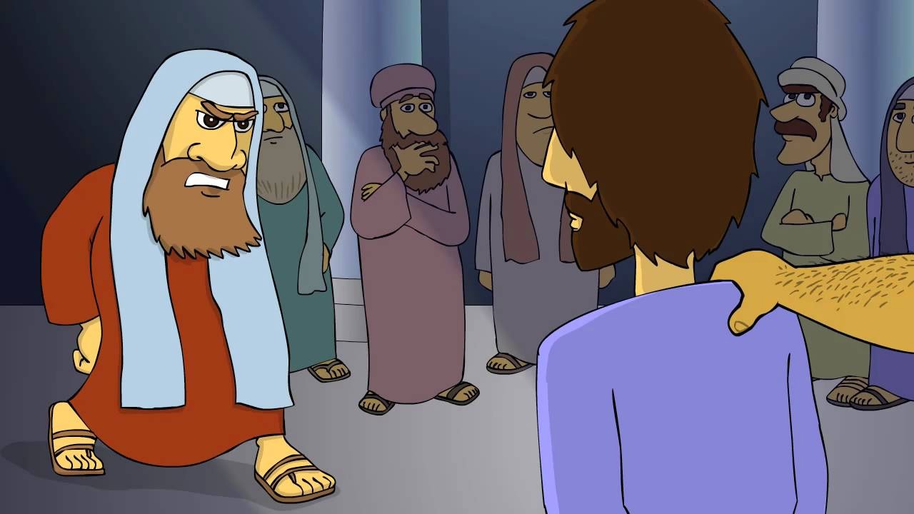 who is jesus short cartoon animation hd youtube