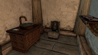 Skyrim PS4 Mods: Breezehome Underground Base (Player Home)