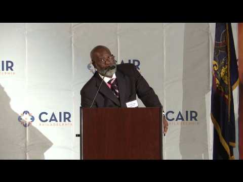 Keynote Speaker, Dr. Sherman Jackson: CAIR-Philadelphia 2012 Banquet