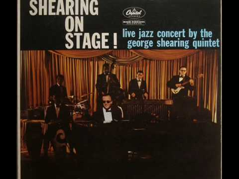 The George Shearing Quintet 'Nothing But De Best'