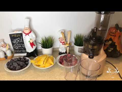 ايسكريم الفواكهة المثلجة