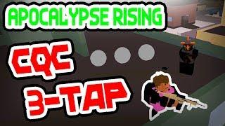 CQC 3 TAP   Apocalypse Rising (5.)   ROBLOX