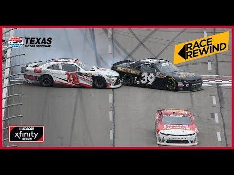 Xfinity Race Rewind: Texas in 15