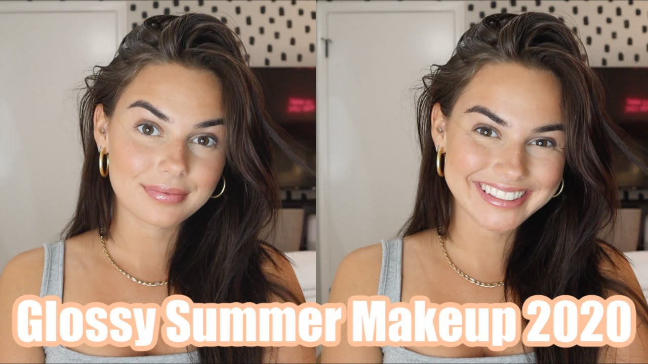 My Current Everyday Makeup - Covering Acne, Cream Products, Natural    EJB