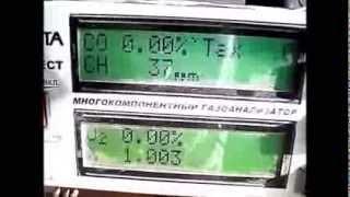 Тест-драйв Фольксваген В5 ( Volkswagen B5 - газоанализатор на СТО проверяет СО и СН с ЭнвироТабс )(Тест-драйв Фольксваген В5 ( Volkswagen B5 - газоанализатор на СТО проверяет СО и СН с ЭнвироТабс ) http://zdorowo.com/products..., 2013-08-03T10:31:40.000Z)