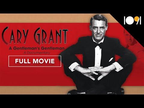 Cary Grant: A Gentlemen's Gentleman FULL DOCUMENTARY