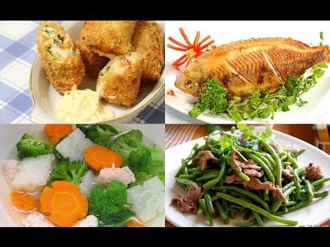 [O2TV] Thực đơn cuối tuần cho gia đình - Đầu bếp Hà Hải Đoàn