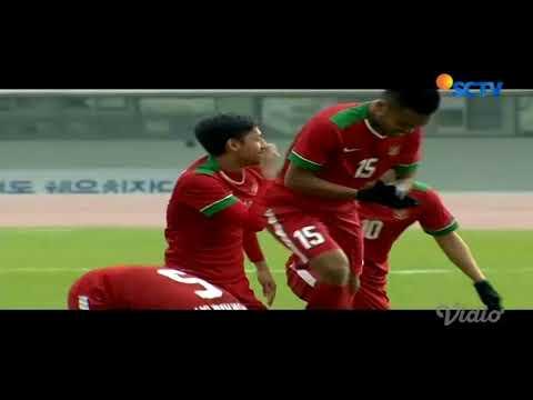 Kualifikasi AFC U-19 - Indonesia vs Timor Leste (5-0) Full Goals