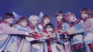 Hey! Say! JUMP - ネガティブファイター (Fab! -Live speaks.-) [Official Live Video]