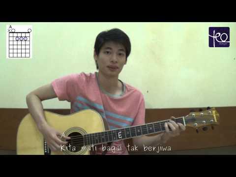 Akustik Gitar - Belajar Lagu (Sepatu - Tulus)