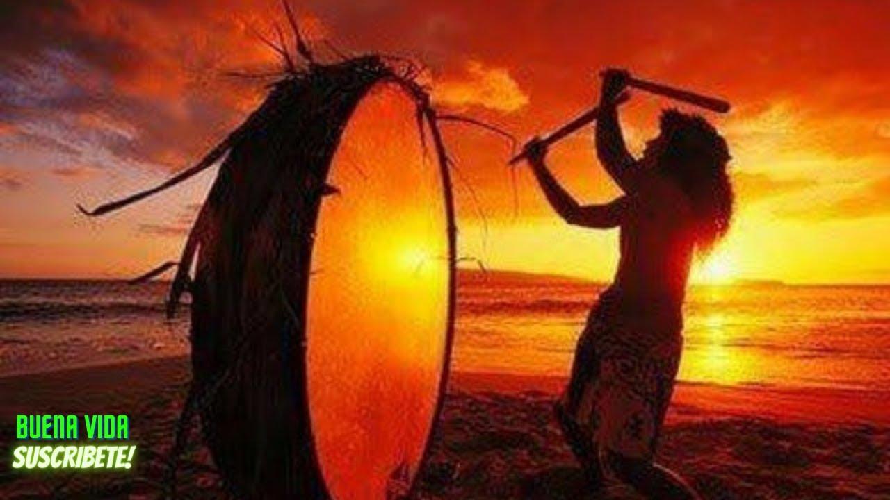 Download Potentes Tambores Chamanicos -  Chamán Mágico - Mandala Mágico - Meditación Trance Tambores Nativos