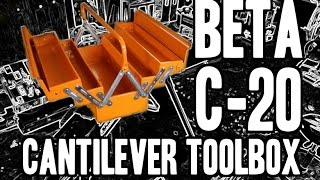 Beta C-20 Cantilever Tool Box - Beta Utensili