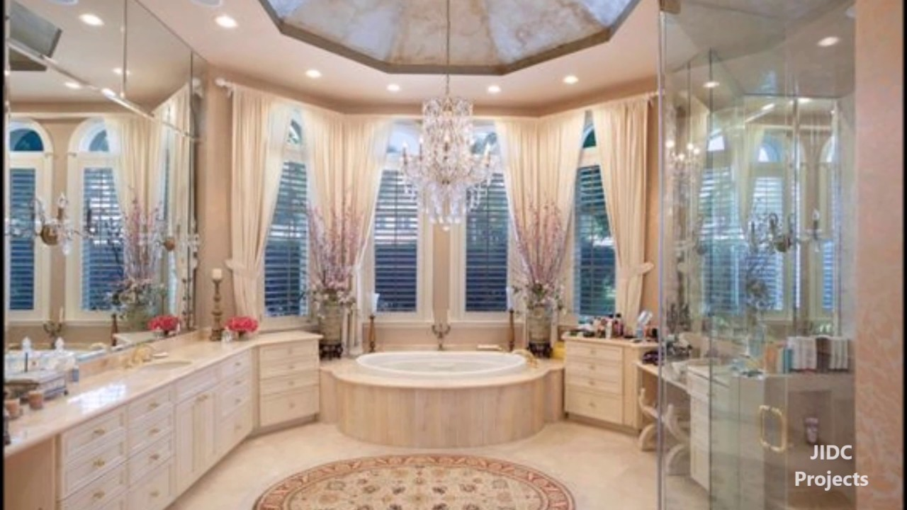 Royal style bathroom designs. The Luxurious bathroom ideas ...