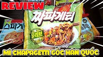 Ăn Thử Mì Chapagetti to đùng từ Hàn Quốc (Chapagetti Noddle ) | Văn Hóng