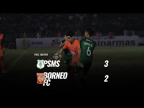 [Pekan 29] Cuplikan Pertandingan PSMS vs Borneo FC, 3 November 2018 Mp3