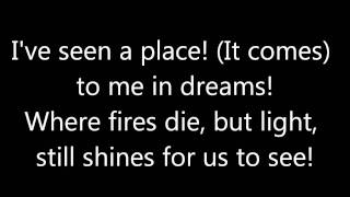 Rise Against - Blood Red, White, and Blue (Lyrics)