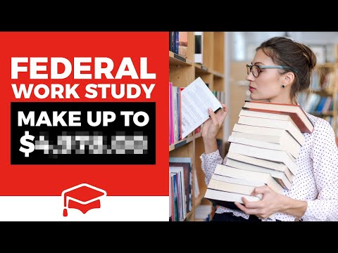 What Is Federal Work Study And How Much Does It Pay For College