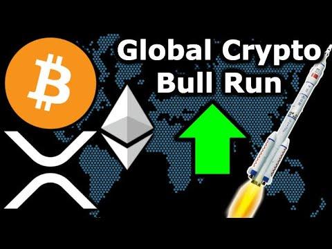 Global CRYPTO Bull Run Coming - South Korea Regulations - BitGo Crypto Lending - Power Plant Bitcoin