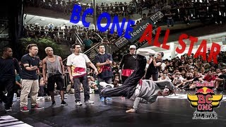 Red Bull BC ONE All Stars Trailer ** The 2nd Members **
