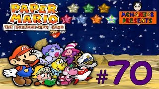 Let's Play! - Paper Mario: The Thousand-Year Door Part 70: Slide In Her DMs