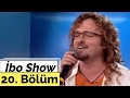 İbo Show - 20. Bölüm (Harun Koçak - Ebru Pala - Nazan Yeşiltan - İsmail Hazar) (2000)