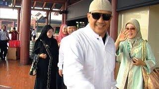 Bella Saphira Dan Suami Pulang Haji - Was Was 24 October 2013