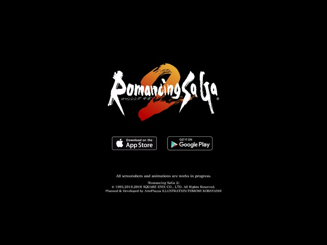 Romancing SaGa 2 Announcement Trailer