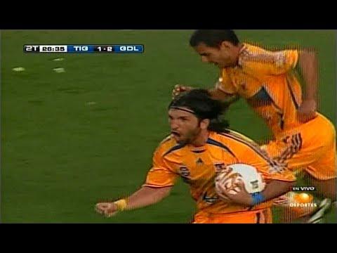 Download Goles De Los Tigres En El Clausura 2007 Liga Mx HD