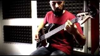 SOILWORK - Spectrum Of Eternity (bass cover)