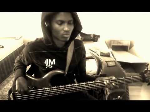 Marvin Sapp - Deeper (Bass Cover) by Flying Bassman