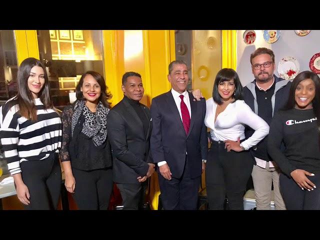 Que Leon! Congresista Espaillat destaca el crecimiento del Cine Dominicano